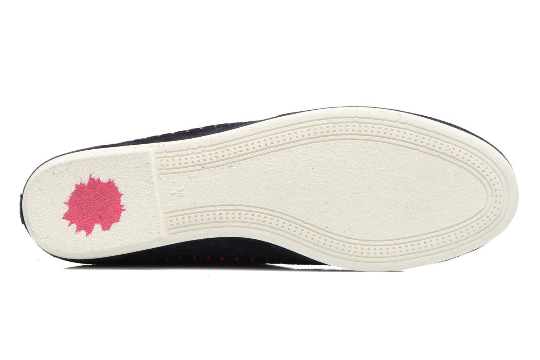 Chaussures à lacets Yum Gum Nicki Multicolore vue haut