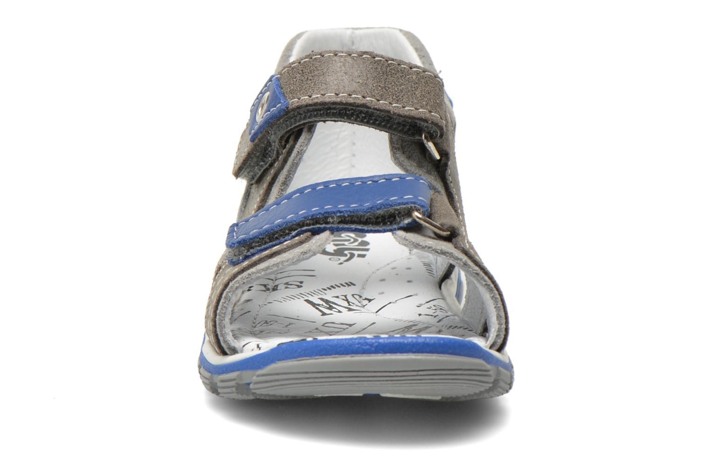 Sandals Bopy Ben Grey model view