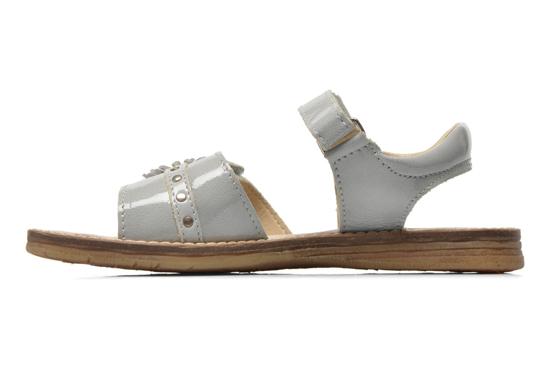 Sandalen Bopy Elysea grau ansicht von vorne