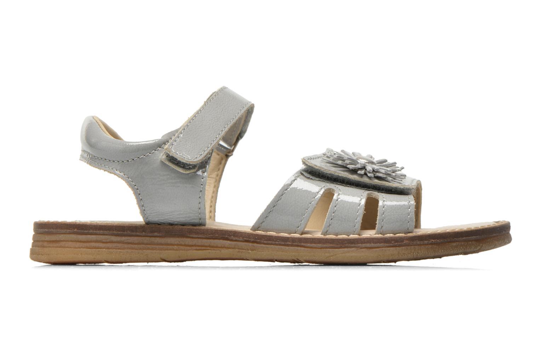 Sandalen Bopy Elysea grau ansicht von hinten