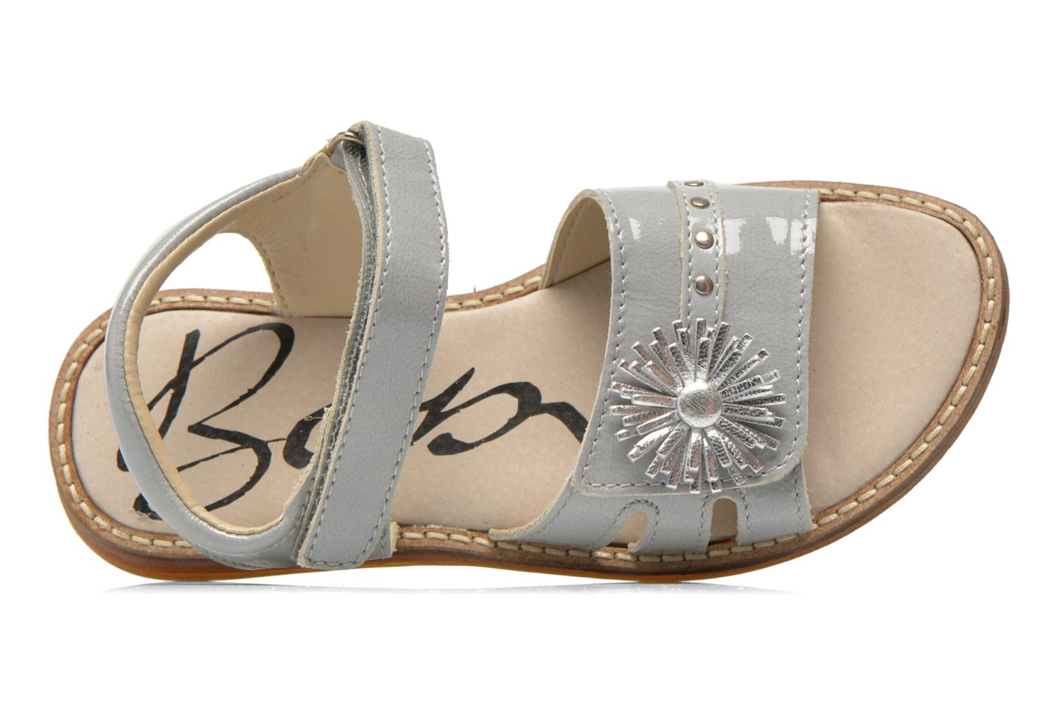 Sandals Bopy Elysea Grey view from the left