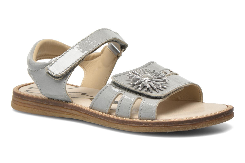 Sandals Bopy Elysea Grey detailed view/ Pair view