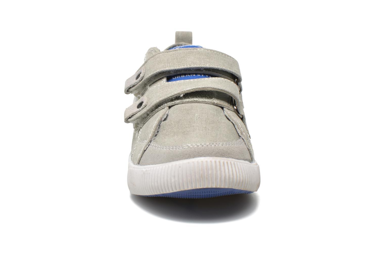 Baskets Bopy Isidovel Gris vue portées chaussures