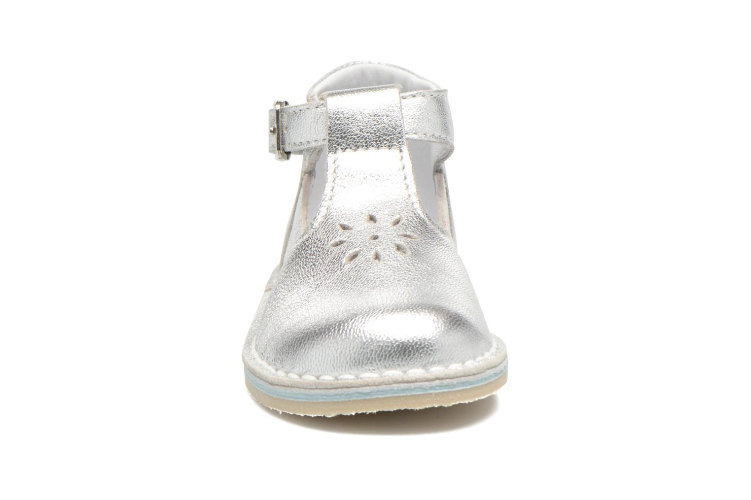 Summer boots Bopy Mapil Silver model view