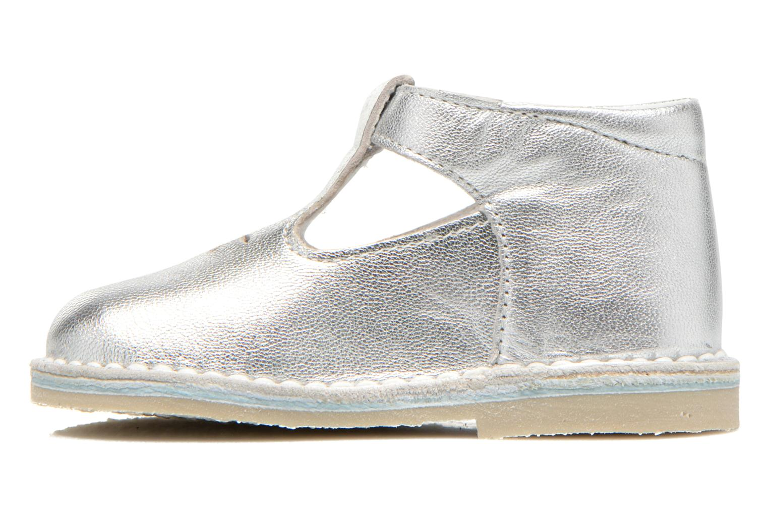 Summer boots Bopy Mapil Silver front view