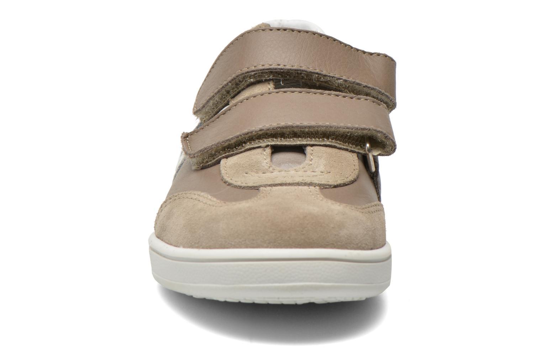 Baskets Bopy Velib Gris vue portées chaussures