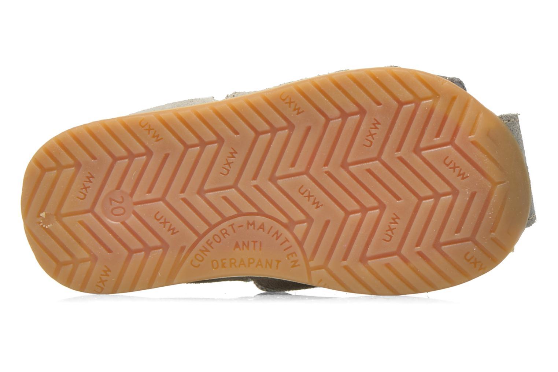 Sandales et nu-pieds Bopy Zook Gris vue haut