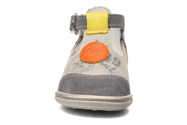 Summer boots Bopy Zurazi Grey model view