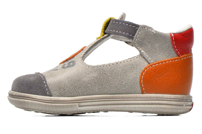 Summer boots Bopy Zurazi Grey front view