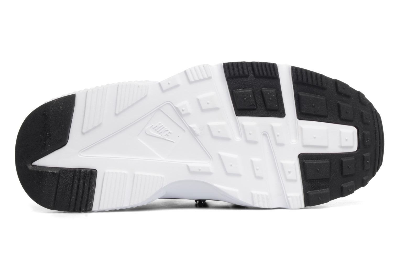 Trainers Nike Nike Huarache Run Print (Ps) Black view from above