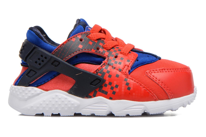 Sneaker Nike Nike Huarache Run Print (Td) rot ansicht von hinten