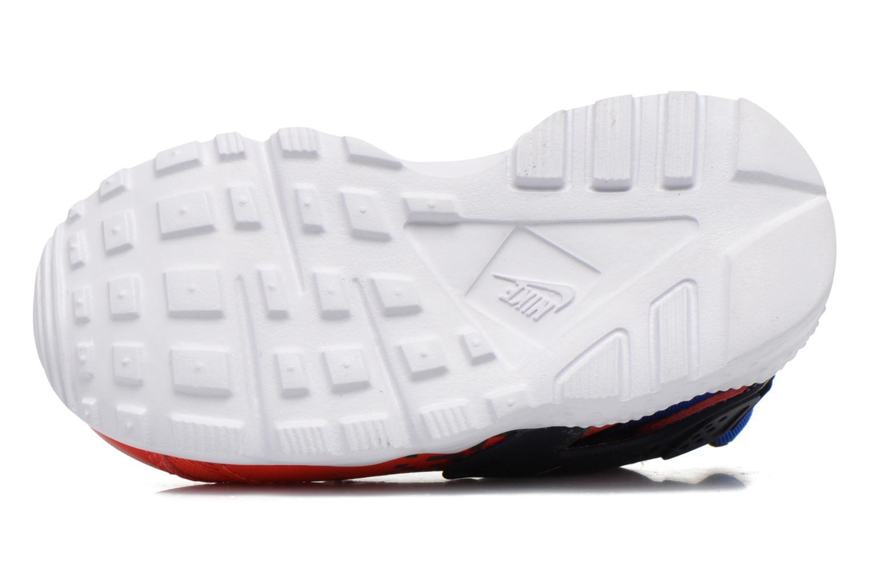 Deportivas Nike Nike Huarache Run Print (Td) Rojo vista de arriba
