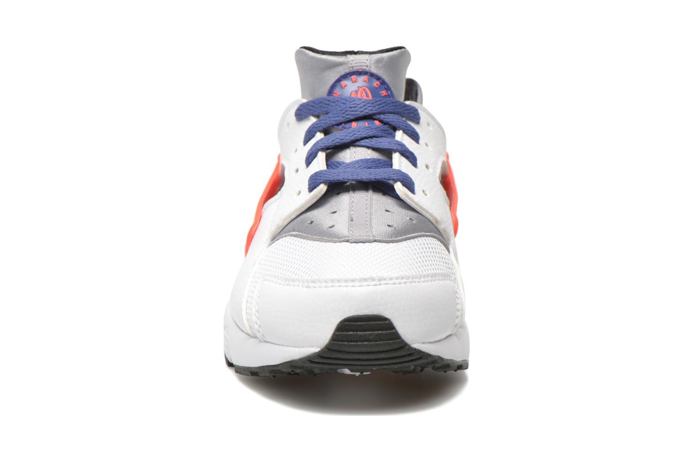 Nike Huarache Run (Ps) Wht Ttl Crmsn-Blck-Dk Prpl Dst