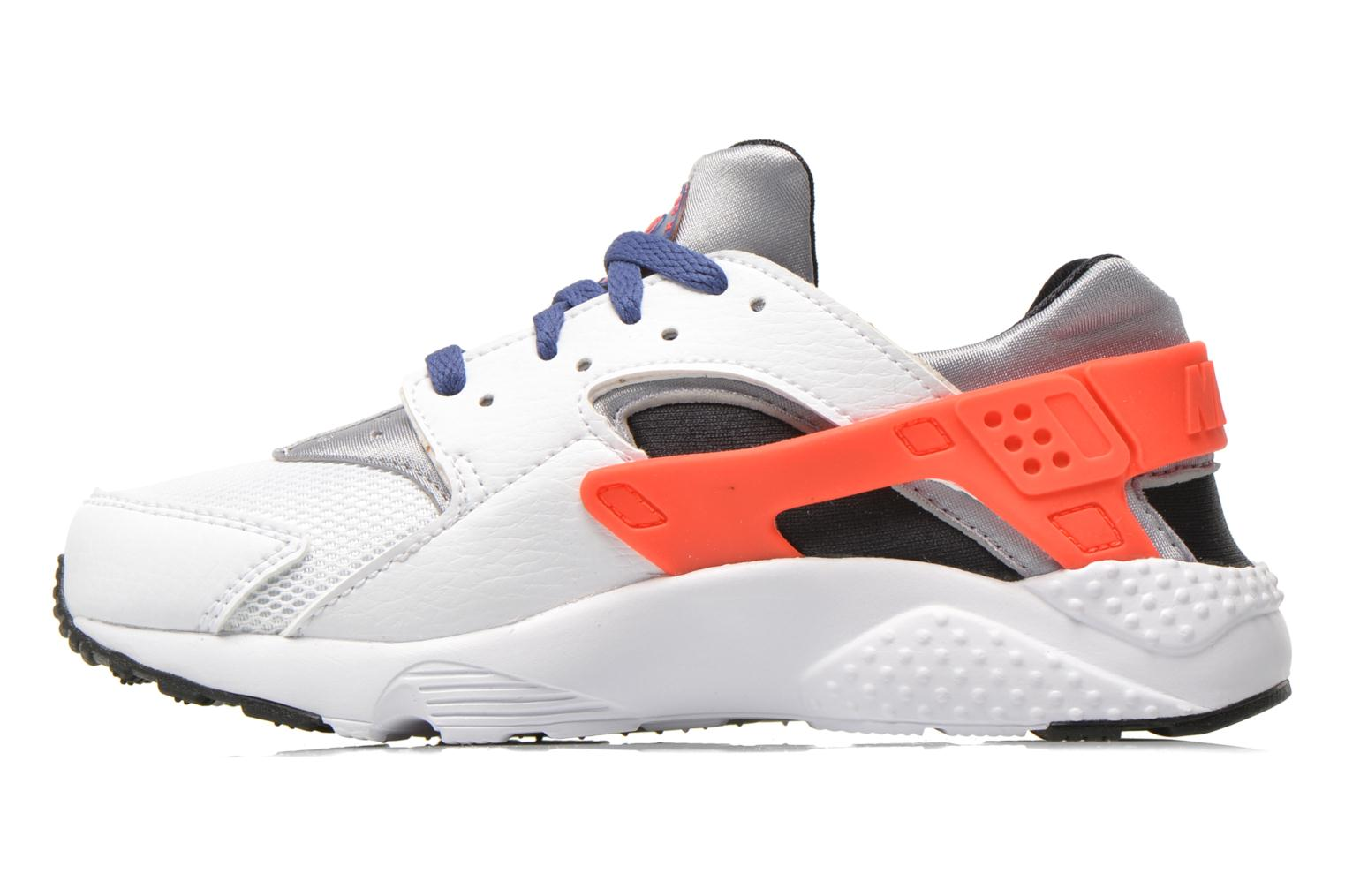 Deportivas Nike Nike Huarache Run (Ps) Blanco vista de frente