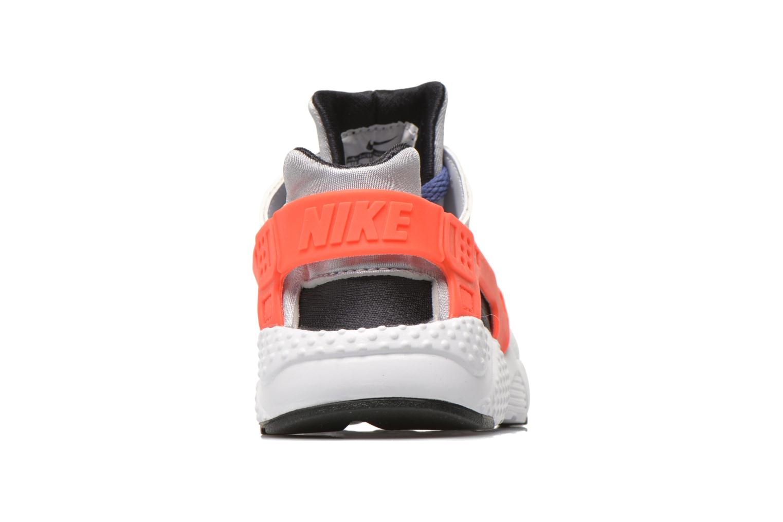 Baskets Nike Nike Huarache Run (Ps) Blanc vue droite