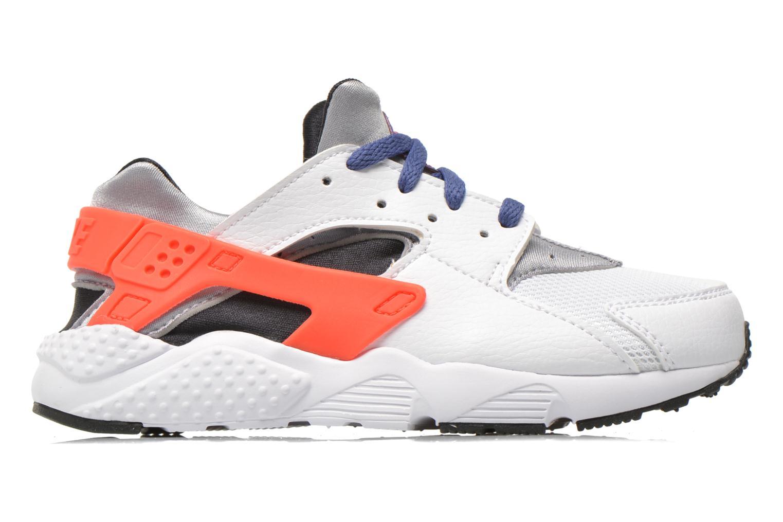 Sneaker Nike Nike Huarache Run (Ps) weiß ansicht von hinten
