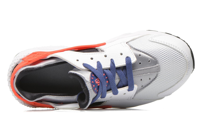 Sneaker Nike Nike Huarache Run (Ps) weiß ansicht von links