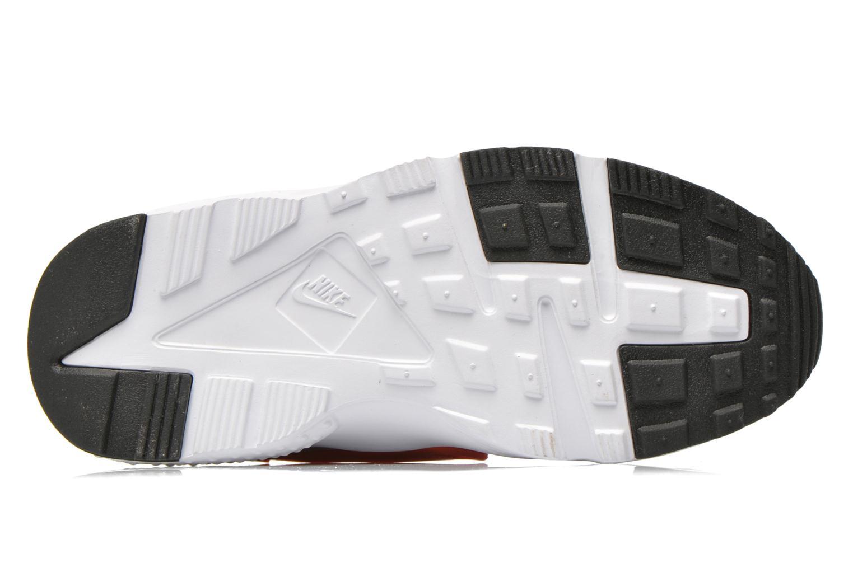 Baskets Nike Nike Huarache Run (Ps) Blanc vue haut