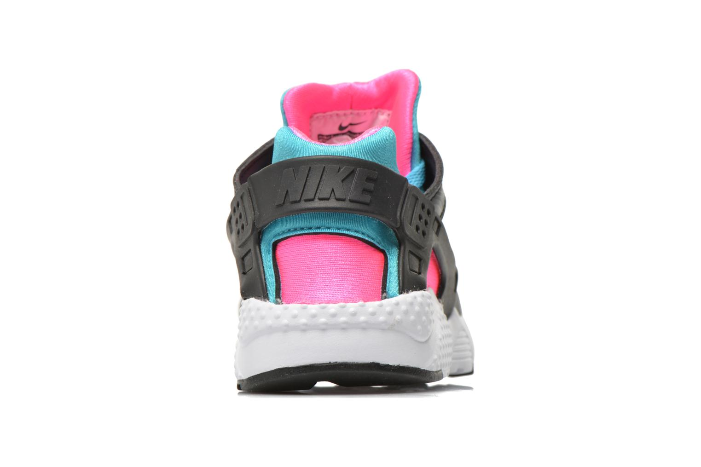 Sneaker Nike Nike Huarache Run (Ps) schwarz ansicht von rechts