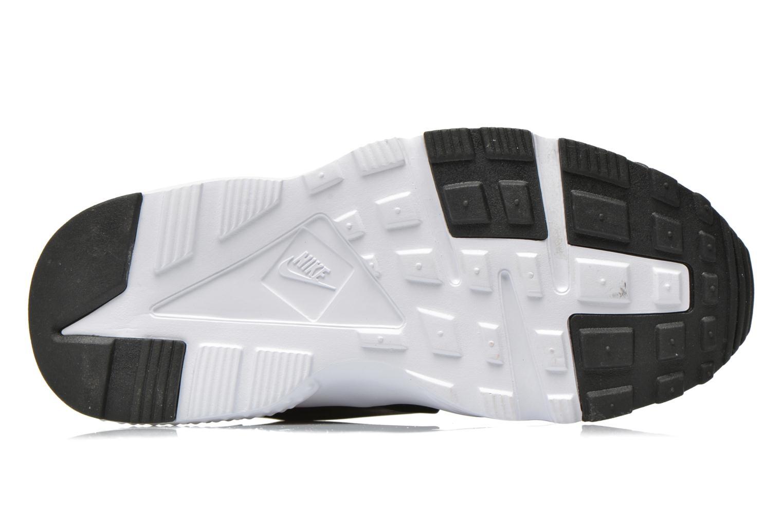 Sneaker Nike Nike Huarache Run (Ps) schwarz ansicht von oben