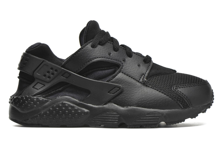 Deportivas Nike Nike Huarache Run (Ps) Negro vistra trasera
