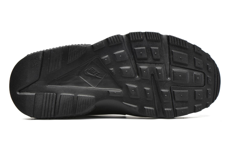 Deportivas Nike Nike Huarache Run (Ps) Negro vista de arriba