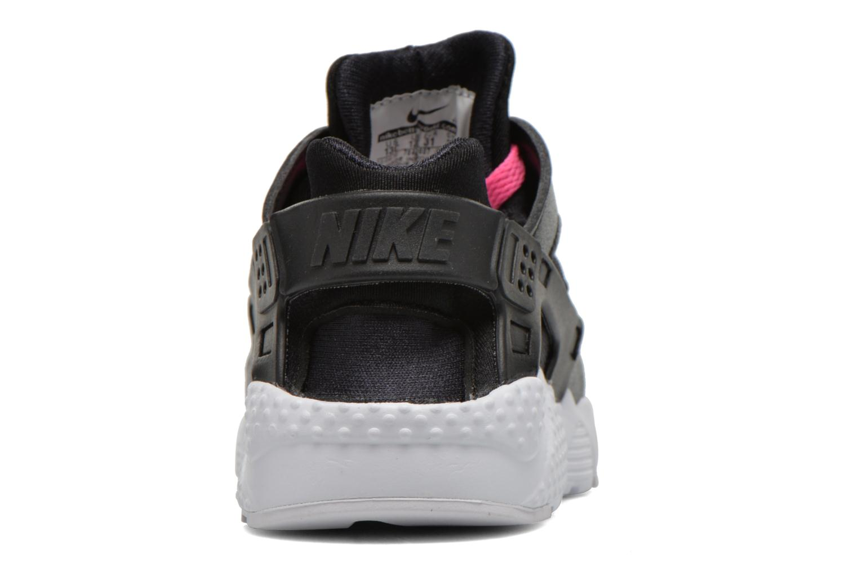 Baskets Nike Nike Huarache Run (Ps) Noir vue droite