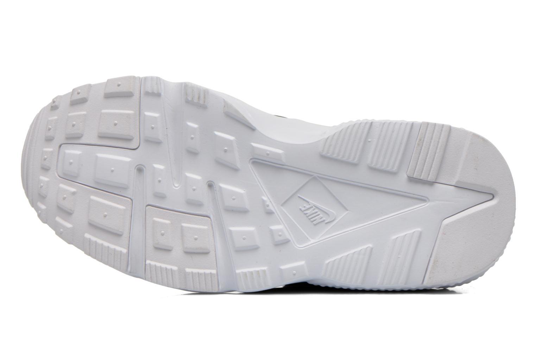 Baskets Nike Nike Huarache Run (Ps) Noir vue haut