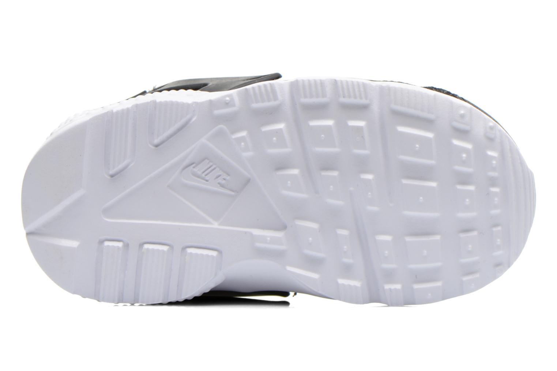 Sneaker Nike Nike Huarache Run (Td) schwarz ansicht von oben