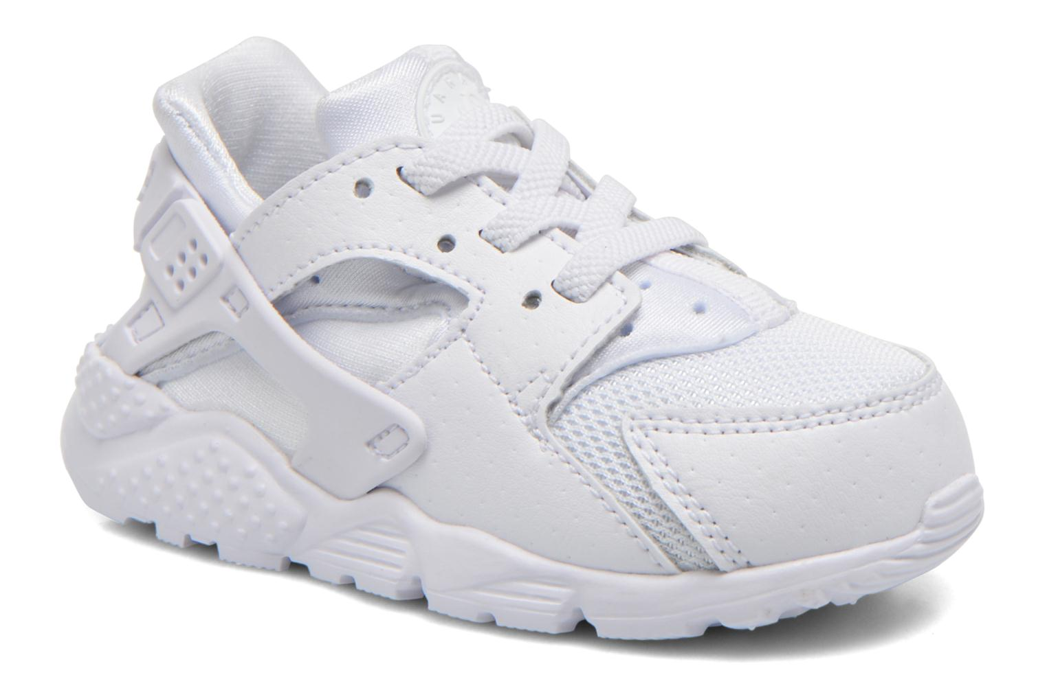 Nike Huarache Run (Td) White White-Pure Platinum