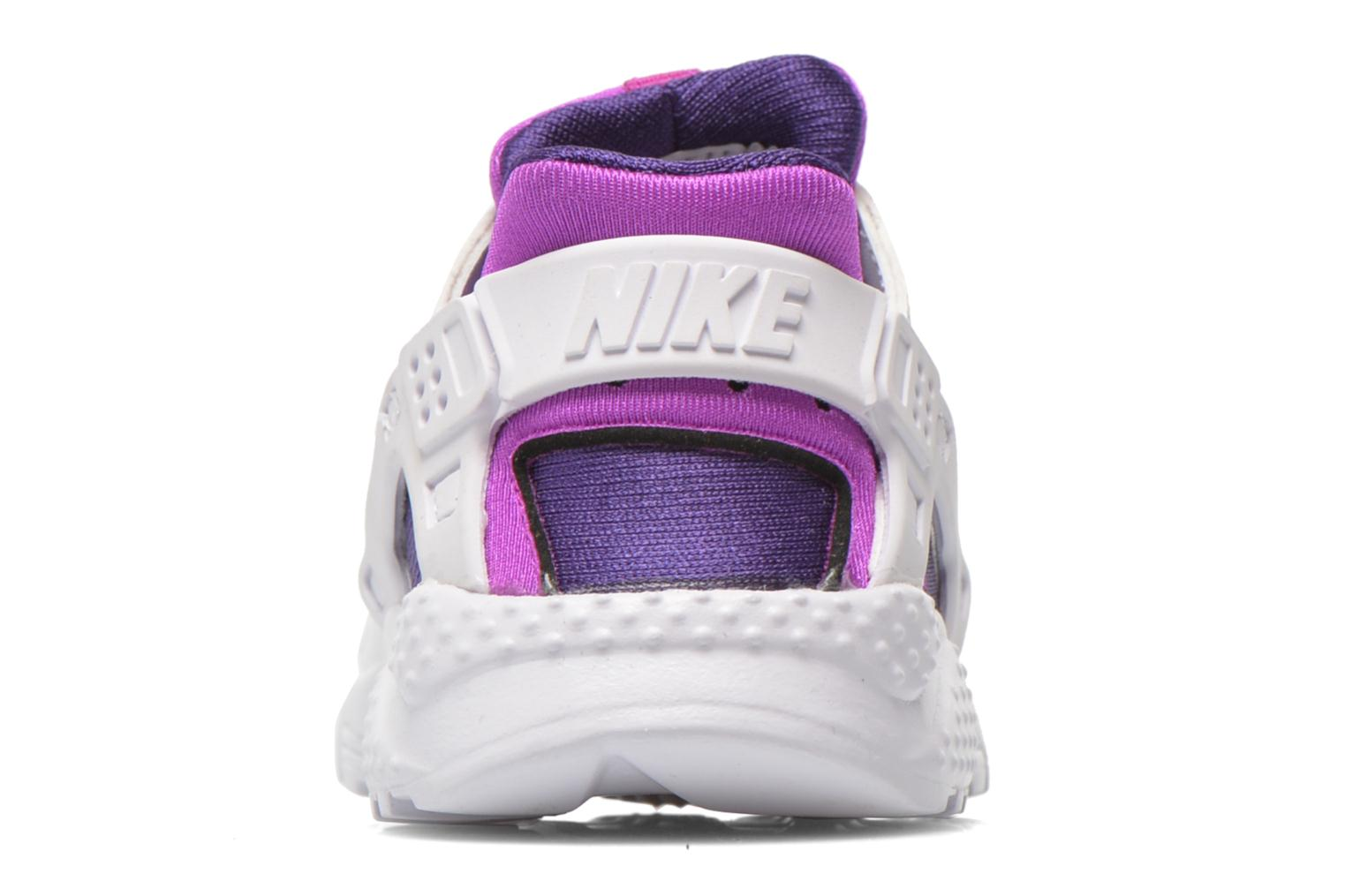Trainers Nike Nike Huarache Run (Td) White view from the right