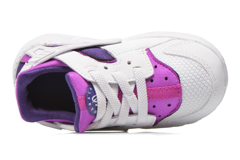 Baskets Nike Nike Huarache Run (Td) Blanc vue gauche