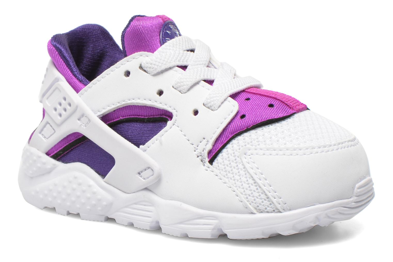 Nike Huarache Run (Td) White White-Hypr Vlt-Crt Prpl
