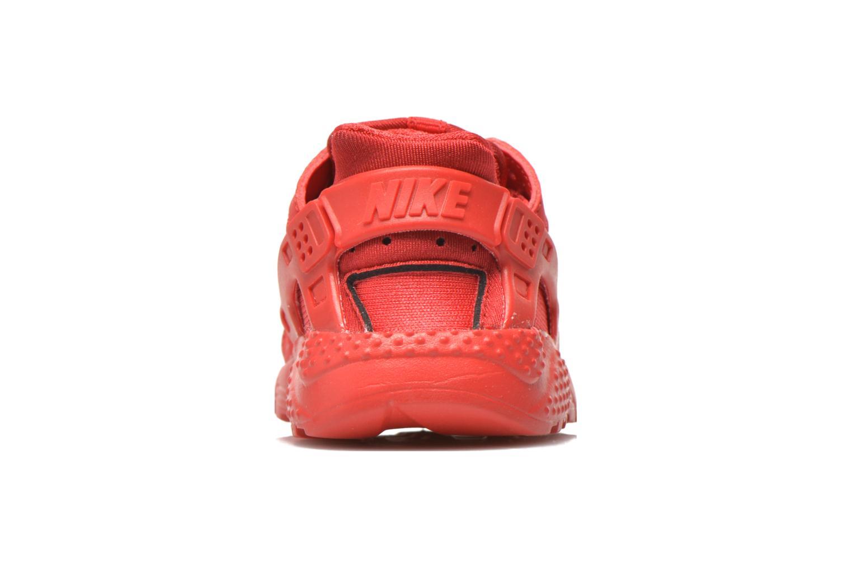 Sneaker Nike Nike Huarache Run (Td) rot ansicht von rechts