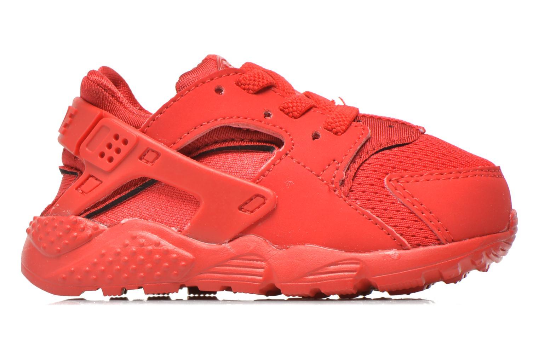 Sneaker Nike Nike Huarache Run (Td) rot ansicht von hinten