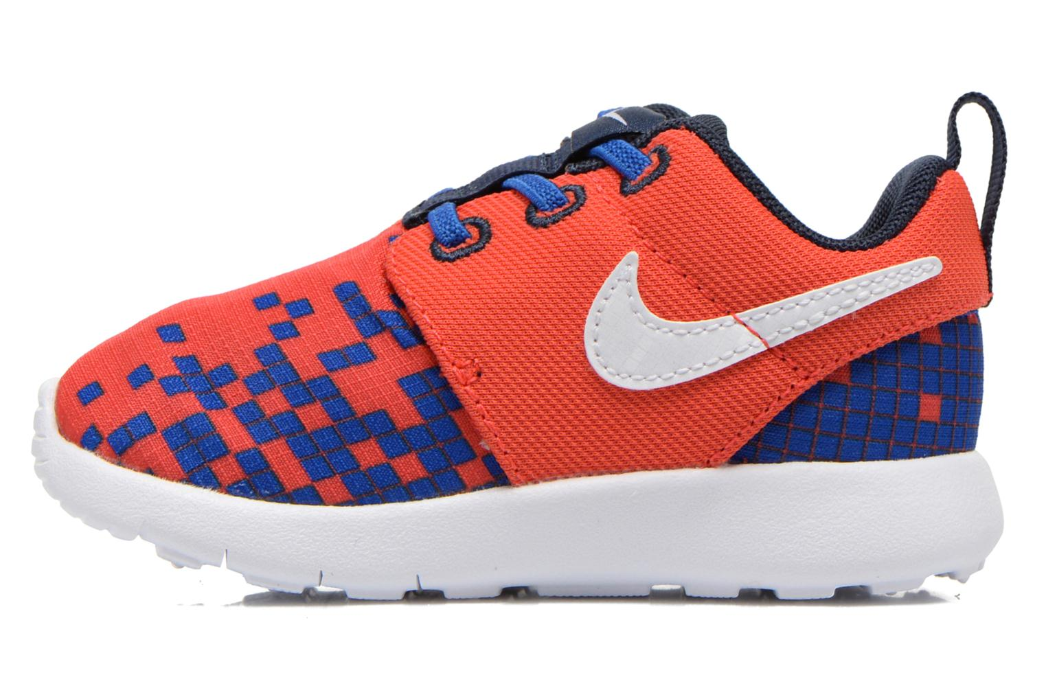 Baskets Nike Roshe One Print (Tdv) Rouge vue face