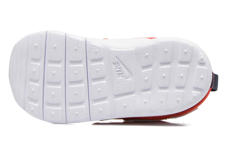 Deportivas Nike Roshe One Print (Tdv) Rojo vista de arriba