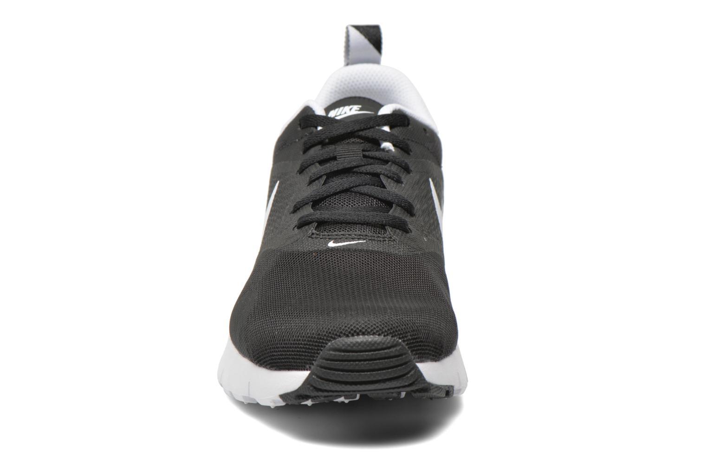 Trainers Nike Air Max Tavas (Gs) Black model view