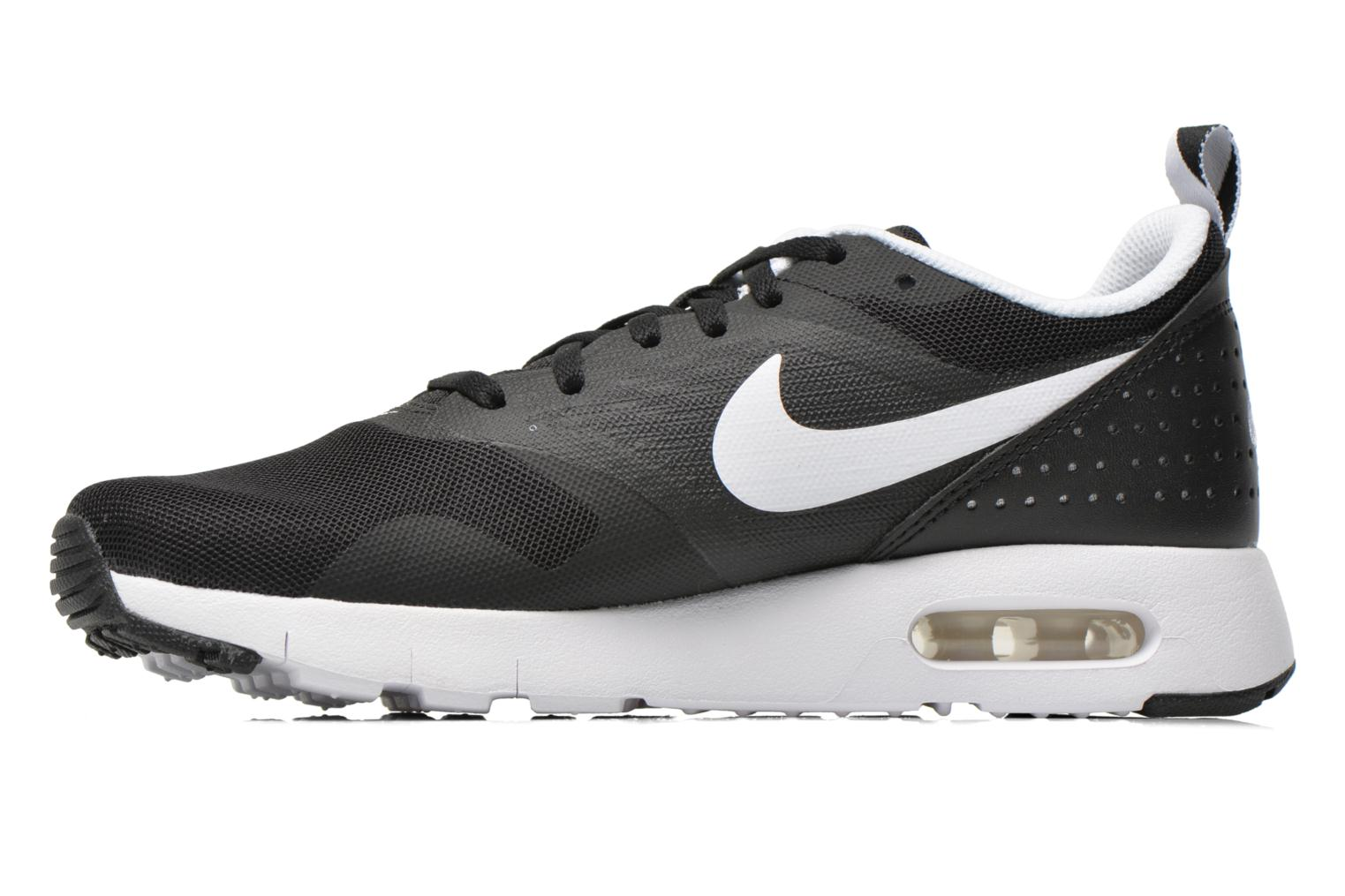 Trainers Nike Air Max Tavas (Gs) Black front view
