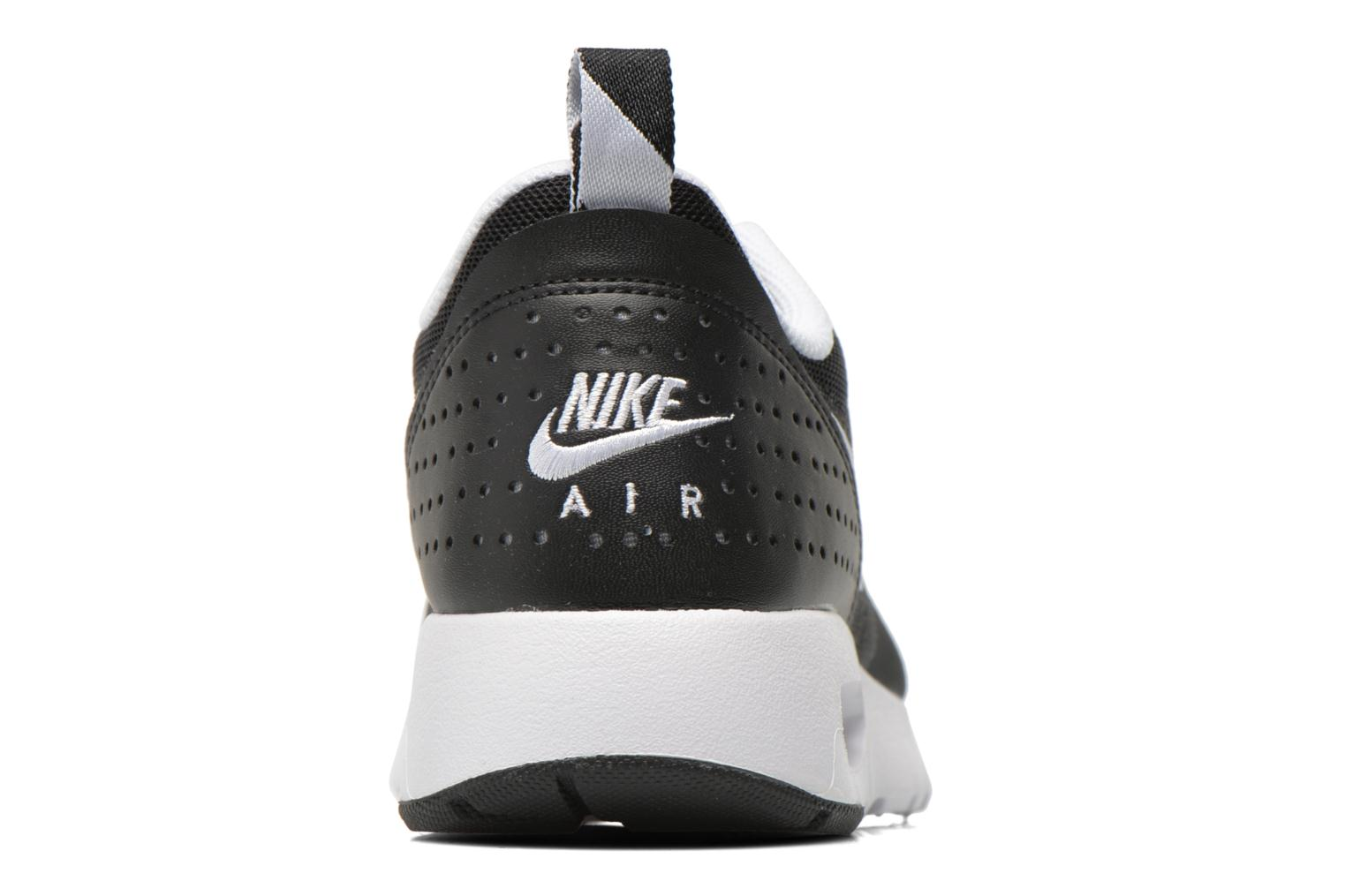 Trainers Nike Air Max Tavas (Gs) Black view from the right
