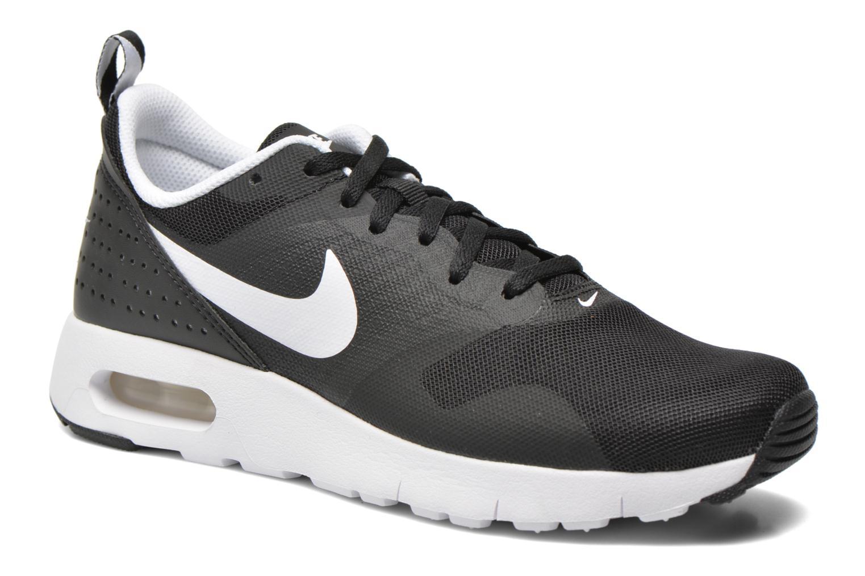 Trainers Nike Air Max Tavas (Gs) Black detailed view/ Pair view