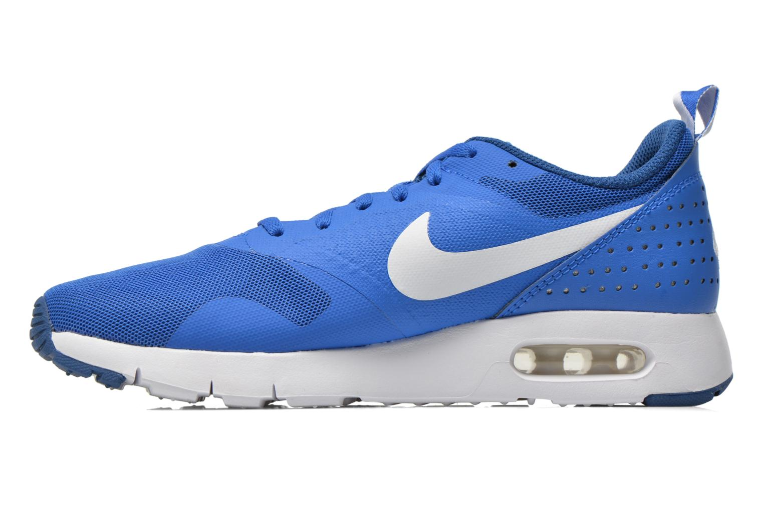 Trainers Nike Air Max Tavas (Gs) Blue front view
