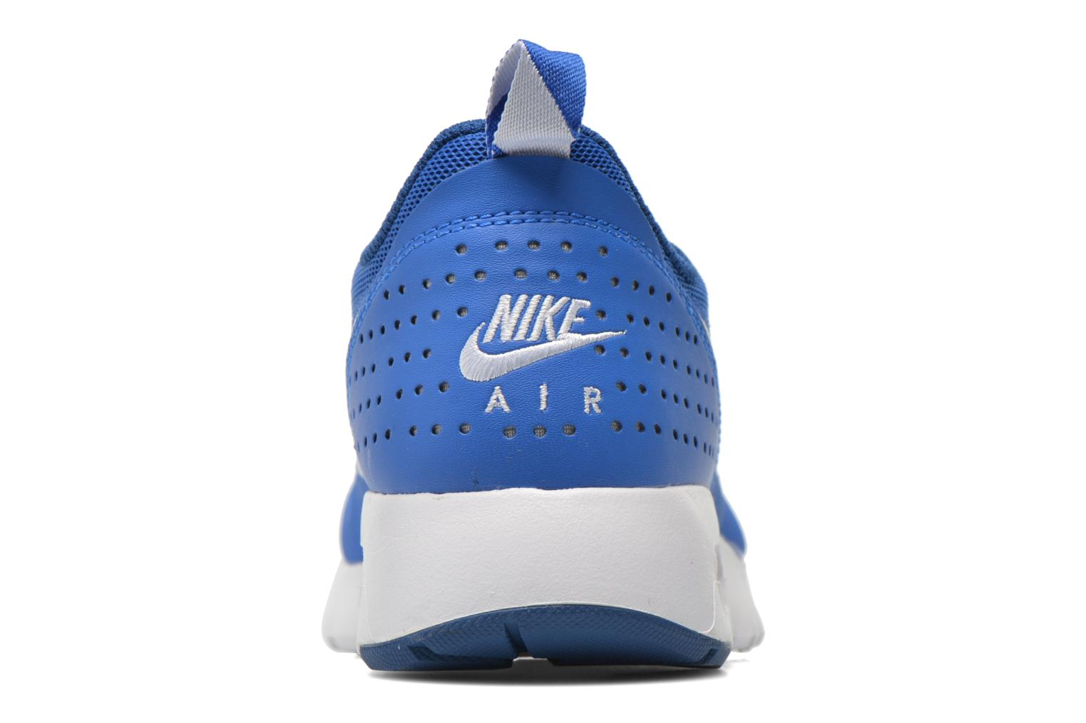 Trainers Nike Air Max Tavas (Gs) Blue view from the right