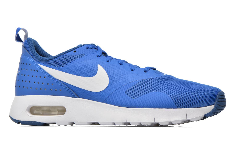 Baskets Nike Air Max Tavas (Gs) Bleu vue derrière