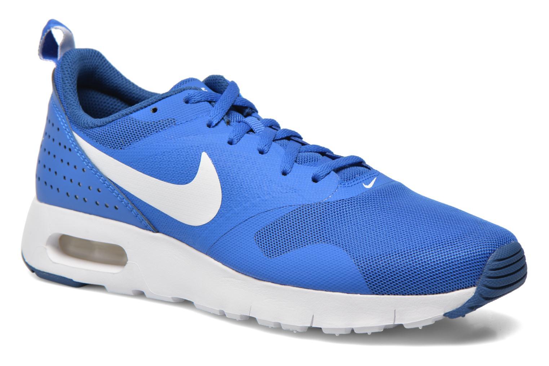 Baskets Nike Air Max Tavas (Gs) Bleu vue détail/paire