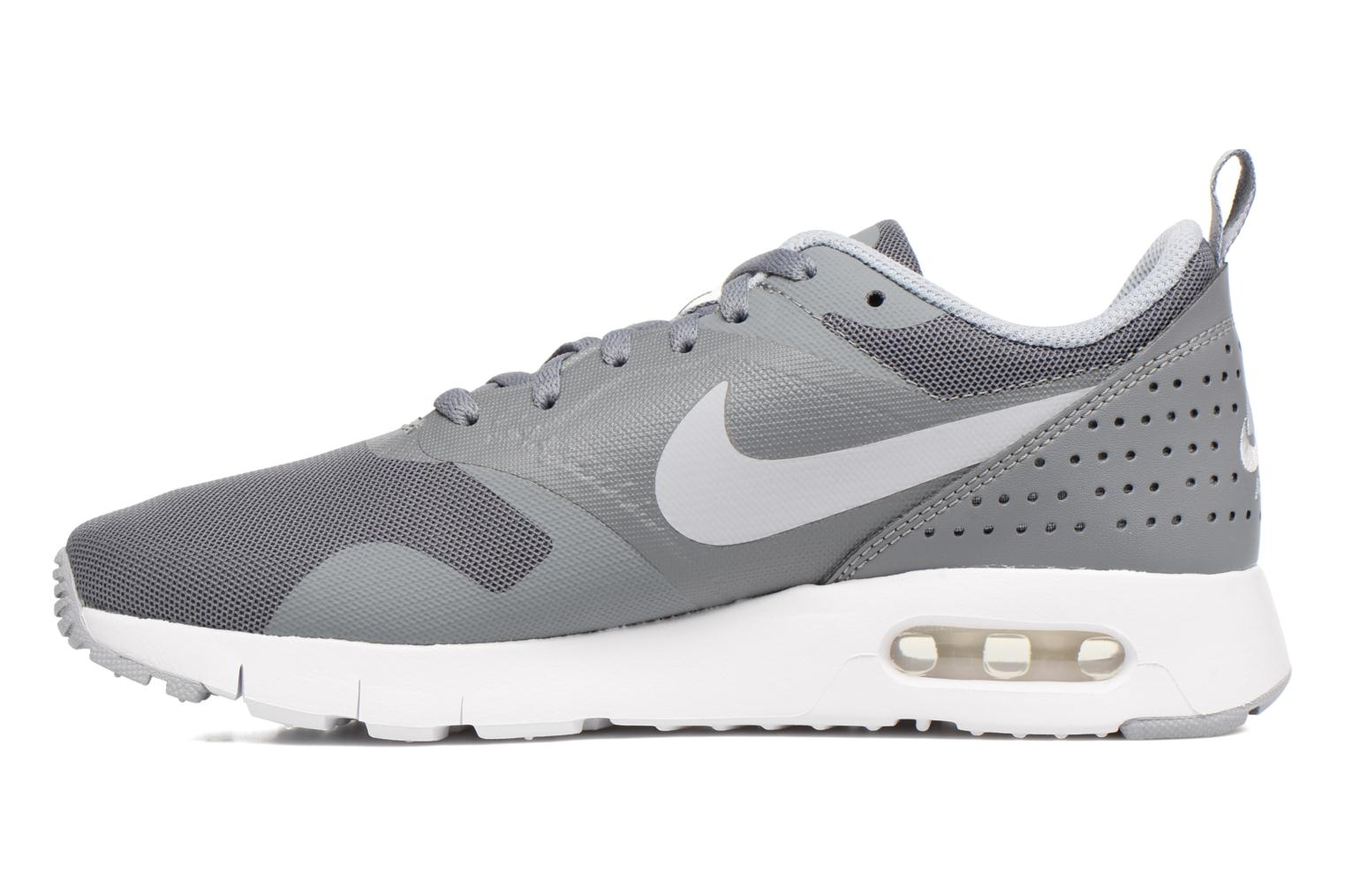 Baskets Nike Air Max Tavas (Gs) Gris vue face
