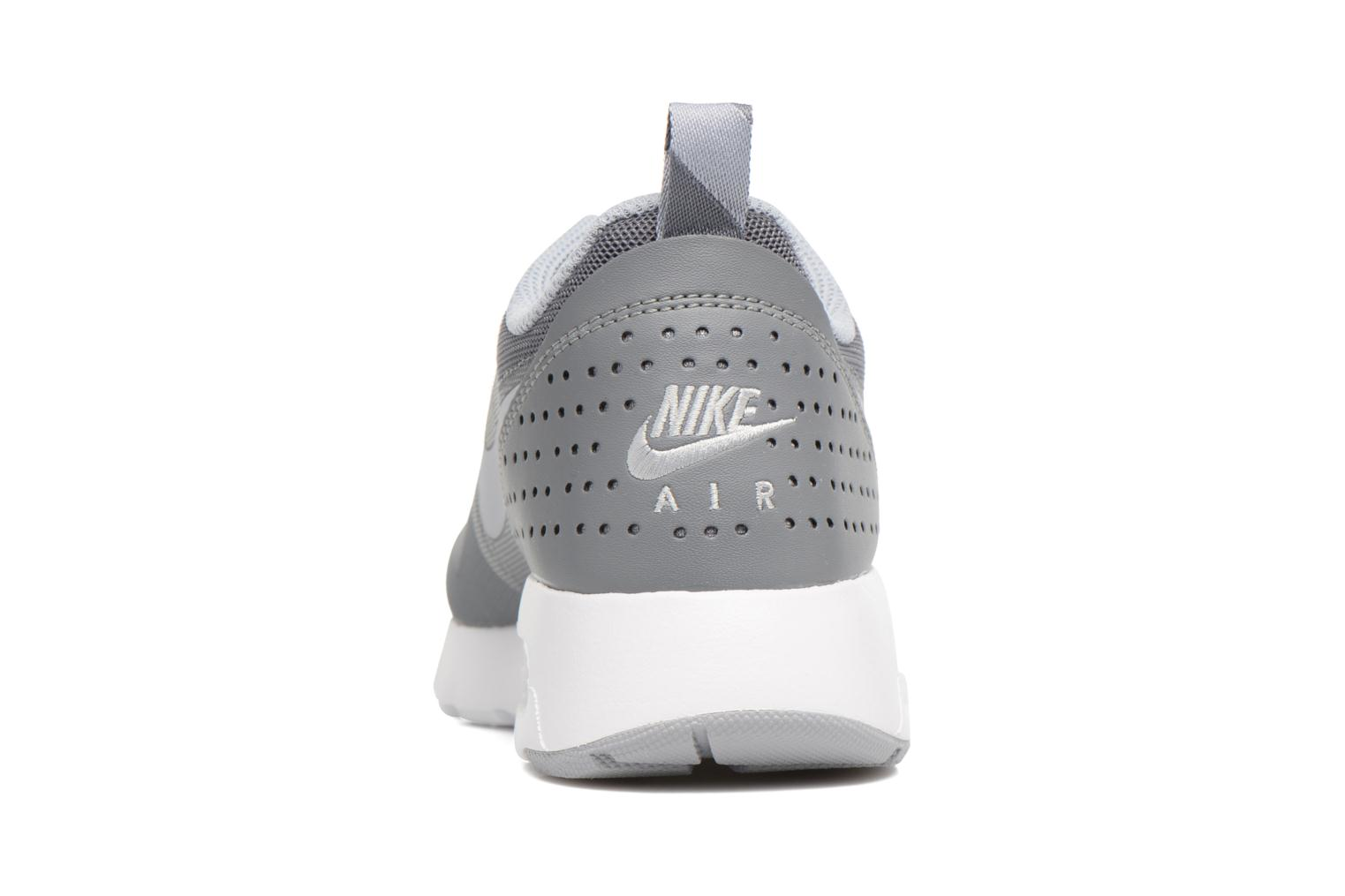 Trainers Nike Air Max Tavas (Gs) Grey view from the right
