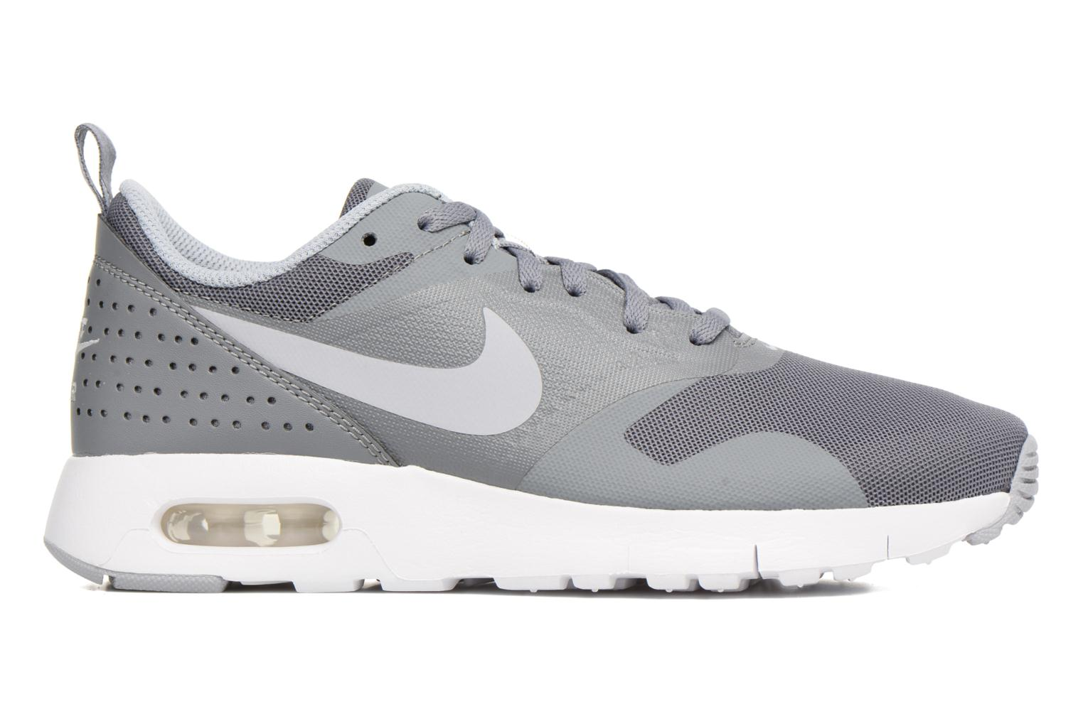 Trainers Nike Air Max Tavas (Gs) Grey back view