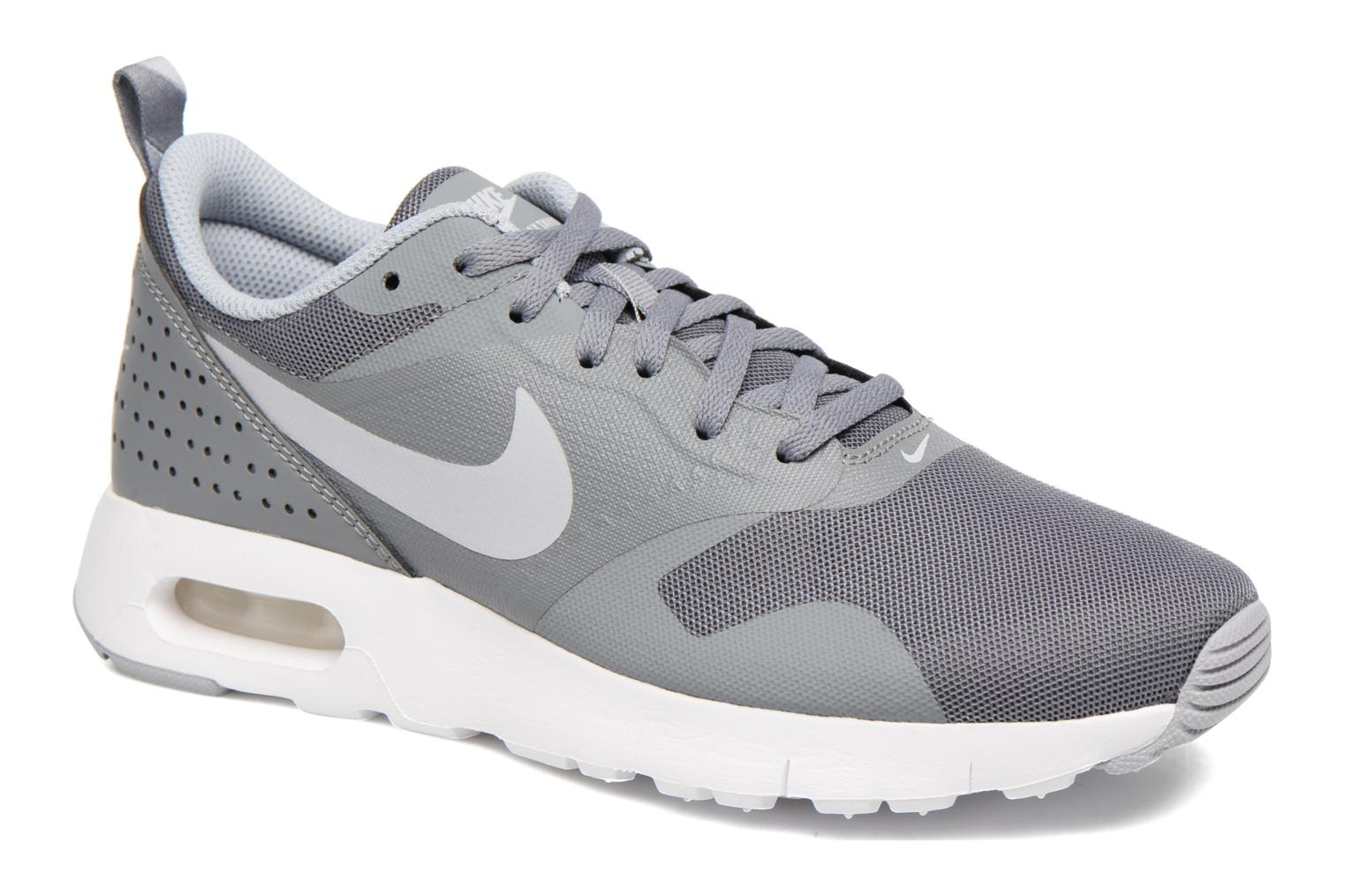 Baskets Nike Air Max Tavas (Gs) Gris vue détail/paire