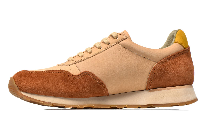 Sneakers El Naturalista Walky ND90 Beige voorkant